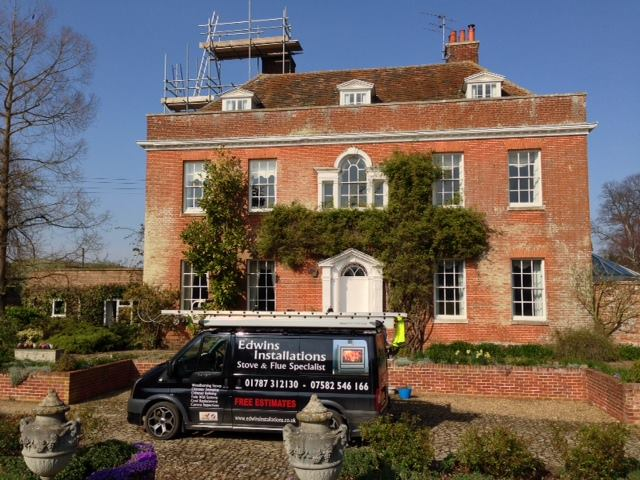 Edwins Installations, Sudbury, Suffolk
