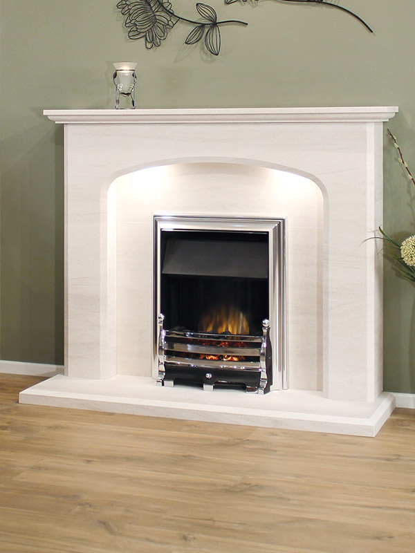 Definition H/E Gas Fire