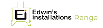 Edwins Installations Range of Stoves, Sudbury, Suffolk