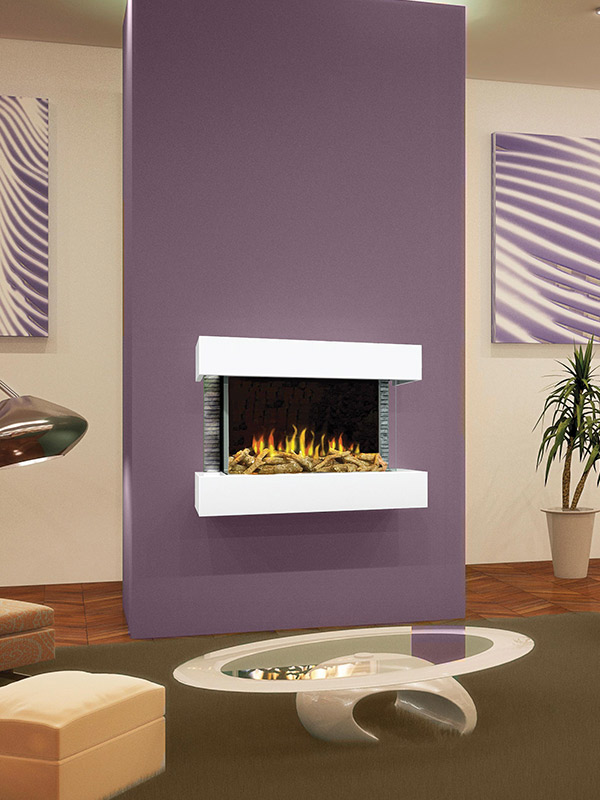 Evonic, Suite electric fires, Sudbury, Suffolk